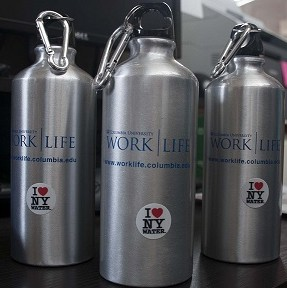 Work/Life Water Bottles